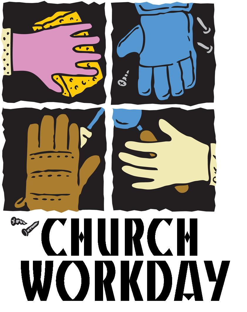 CHURCH WORKDAY